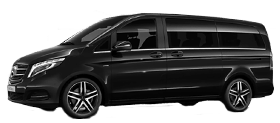 Taxi Transfer Airport Innsbruck V Class Mercedes