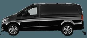 Mercedes Vito Taxi Transfer Airport Innsbruck